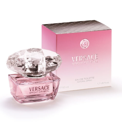 Bright Crystal (Брайт Кристалл) от Versace (Версаче)